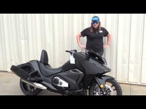 "2015 Honda NM4 Vultus...aka ""The Batbike"""