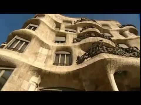 Antonio Gaudi's Casa Mila documentary (1/4)