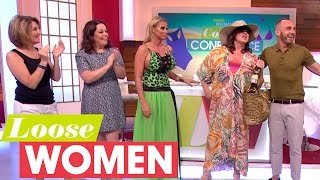 Loose Women Wear Beach Outfits And Get Advice From Mark Heyes | Loose Women