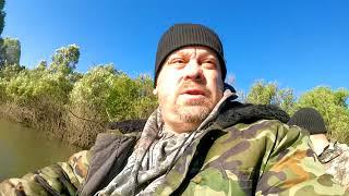 рыбалка на сеть хороший улов