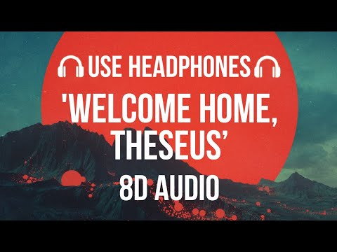 Technoblade and Tommyinit's Theme (8D AUDIO) | Welcome Home, Theseus - Kanaya [Dream SMP]