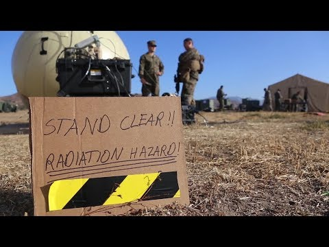 Marines Tactical Air Direction Center (TADC)
