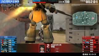 戦場の絆 17/04/25 23:03 キャリフォルニア・ベース(R) 6VS6 Sクラス thumbnail