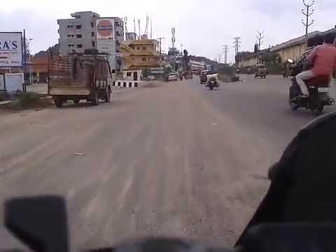 Warangal- Hunter Road