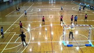 2016/04/23 ハンドボール 高校総体 東部(1) vs御殿場(赤)