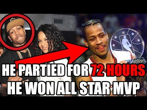 He PARTIED for 72 Hours Straight But WON NBA All-Star Game MVP