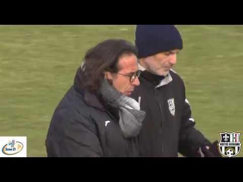 Virtus Bergamo-Levico Terme 2-0, 2° giornata di ritorno Girone B Serie D 2017/2018