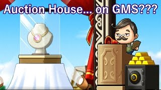 Tour / Guide to MapleStory's Auction House!