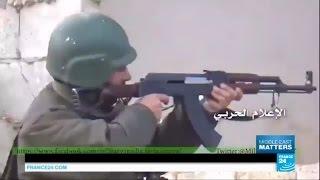 Syria: the battle for Aleppo