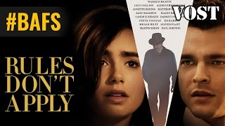 Rules don't apply - Bande Annonce VOSTFR - 2016