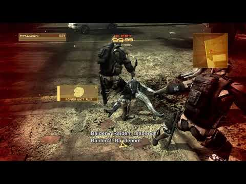 CLIPS | Rage Clips METAL GEAR SOLID: REVENGEANCE Mode |