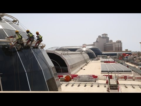 Mall of the Emirates – expansion project