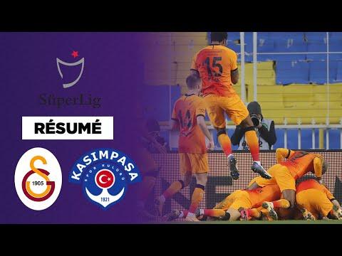 Résumé : Galatasaray reprend la tête