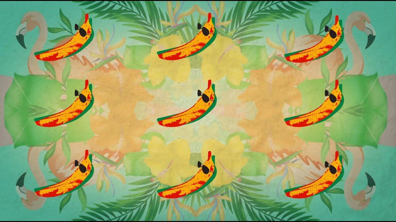 Download Banana (feat. Shaggy) [DJ FLe - Minisiren Remix] Lyric Video | Conkarah
