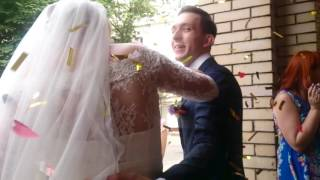 Коротко о том, как мы были на свадьбе Маши и Кости :))