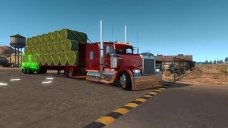 the most tricked out stretched out kenworth w900 yet