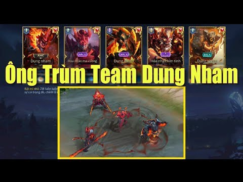 [Gcaothu] Bốc lửa cùng team quái vật Dung Nham - Lật kèo thiêu trụi cả trận đấu