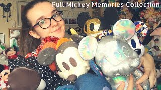 FULL Mickey Mouse Memories Plush Collection & RANKING!