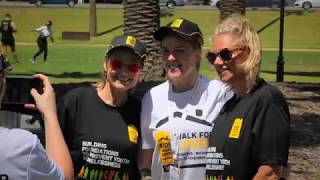 Kids Under Cover - Walk For Cover - 4 Day Rosebud To Richmond Event Wrap Video