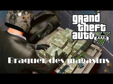 gtav online gagner facilement de l 39 argent en braquant 1 avec mrbenboy23 youtube. Black Bedroom Furniture Sets. Home Design Ideas