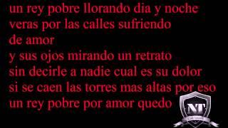 El Rey Pobre-Noel Torres[[2012]]..con letraa . Espinoza Paz
