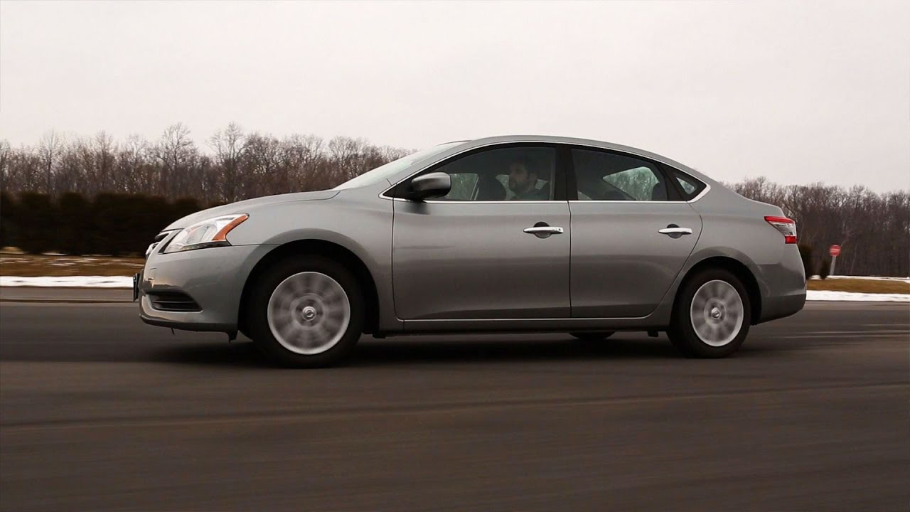 2013 Nissan Sentra Quick Take | Consumer Reports   YouTube