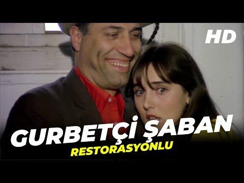 Gurbetçi Şaban | Kemal Sunal Eski Türk Komedi Filmi Tek Parça (Restorasyonlu)