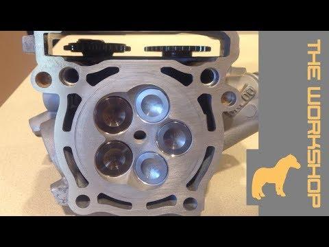 5 valves - 1 head?