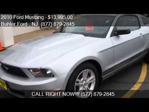 2010 ford mustang v6 2dr coupe for sale in eatontown nj 077 youtube. Black Bedroom Furniture Sets. Home Design Ideas