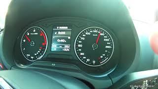 Audi A3 1.6 turbo diesel top speed