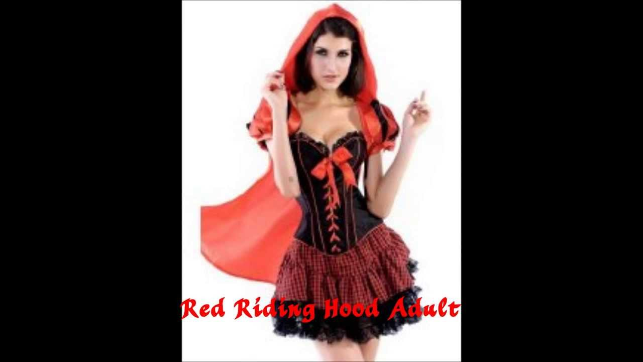 20 Red Riding Hood Costume Ideas Youtube