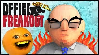 Annoying Orange Plays - Office Freakout!