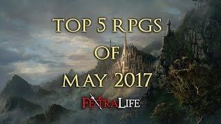Top 5 RPGs of May 2017