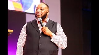The Shift Conference  Bishop Marvin Sapp Day 4  Sunday 12082018  AM  L VESTREAM