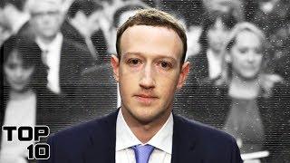 Top 10 Scary Facebook Dark Secrets - Part 2
