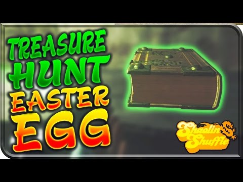 SHAOLIN SHUFFLE 是 BILLION DOLLAR EASTER EGG TREASURE HUNT │ WORKING ON THE RAT KING BOOK