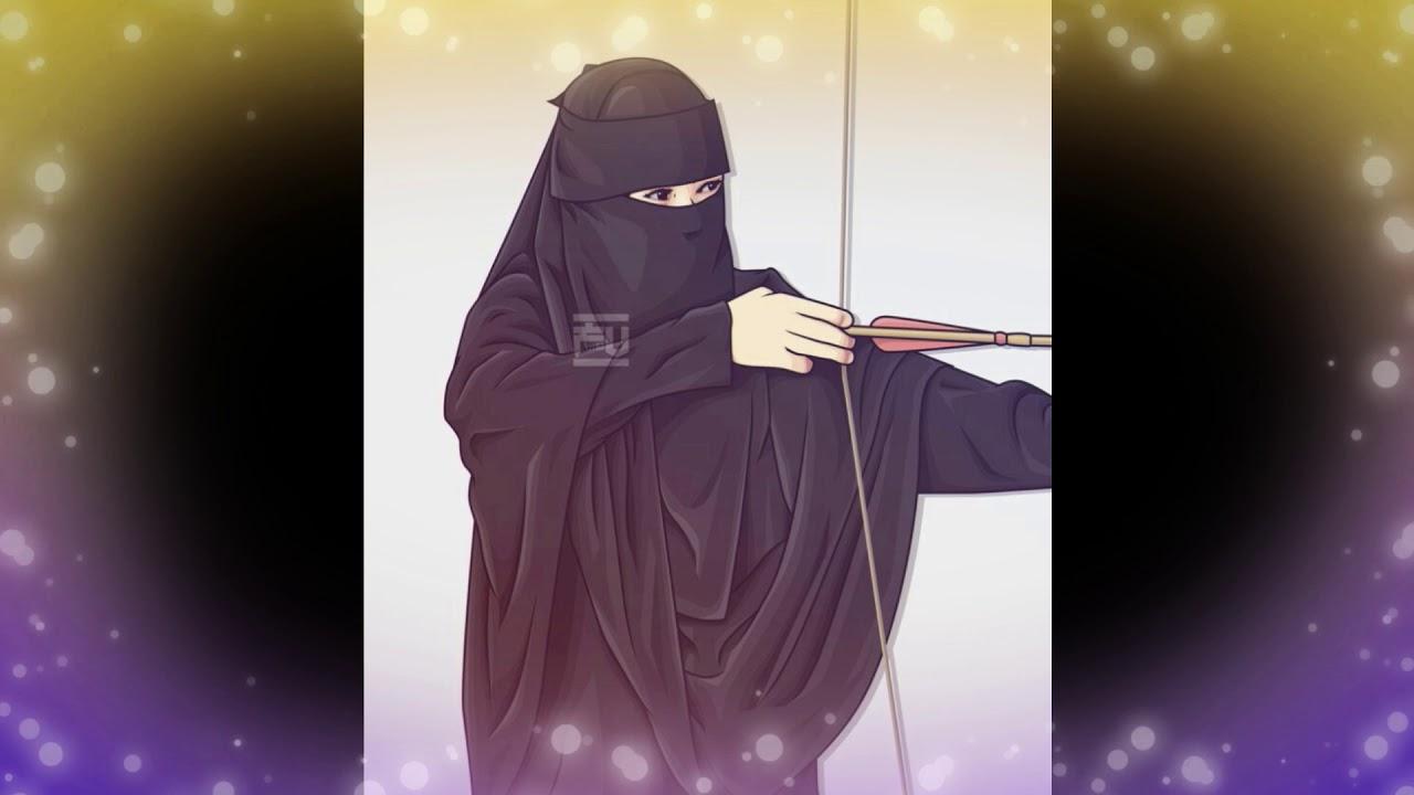 Muslimah Cantik Gambar Orang Bercadar Kartun Koleksi Situs