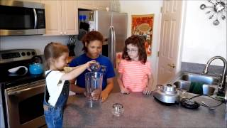 Kids In The Kitchen   German Chocolate Fudge Bites