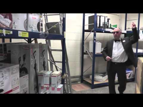 Psy Kiely - Rushden Style - Waitrose 690 - Official Music Video