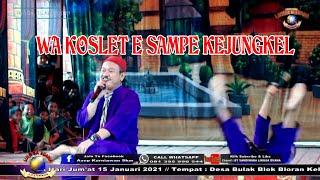 Download lagu DETI DETIK WA KOSLET E NIBA NING PANGGUNG|| LAWAKAN WA KANCIL LAN WA KOSLET TERBARU