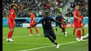 FRANCE VS BELGIUM (1-0) - LIVE REACTION -FRANCE THROUGH TO FINAL - WORLD CUP RUSSIA 2018