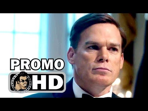THE CROWN    John F. Kennedy 2017 Michael C. Hall Netflix Drama Series HD