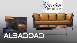 Garden Furniture - Ourdoor Furniture - Advertisement - Albaddad