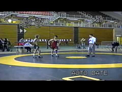 2004 Canada West Championships: 68 kg Chris Harada (SFU) vs. Jeff Adamson (SASK)