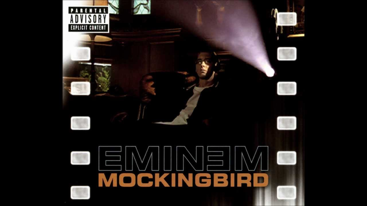 Do you have any views on Eminems song Mocking bird?