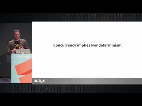 Taming Distribution: Formal Protocols for Akka Typed   by Roland Kuhn