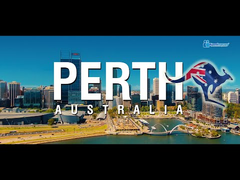 PERTH, AUSTRALIA 🇦🇺 [4K]