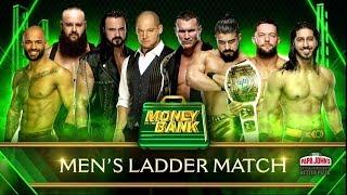 WWE 2K19 | WWE Money In The Bank 2019 | Money in The Bank Ladder Match Masculino