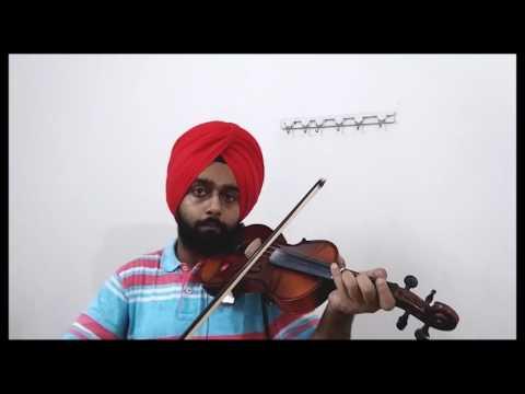 Hasi Ban Gaye Violin Cover