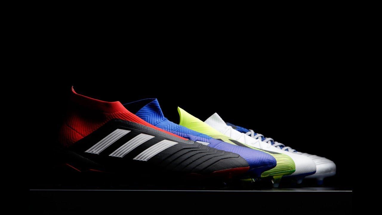 mayor selección de completamente elegante compra especial adidas TEAM MODE Pack / Las botas que llevarán Messi, Pogba, Bale y el  resto de cracks de fútbol.